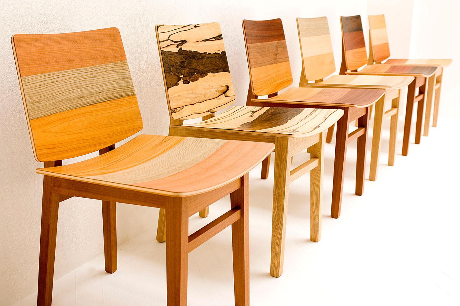 TONE CHAIR / Leif.designpark #C86E03 1506 1000
